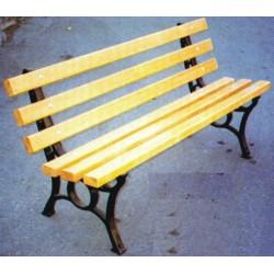 Παγκακι μαντεμενιο 6 ξυλων