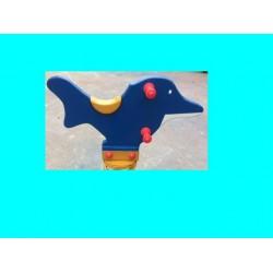 Δελφινακι ελατηριο